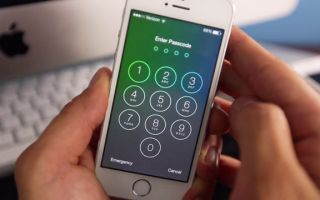 Забыл пароль от iPhone. Что делать?