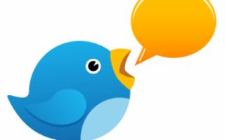Сервисы для удаления сразу всех твитов