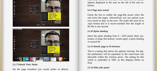Форматы, поддерживаемые приложением iBooks