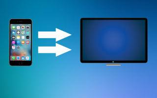 Синхронизация Айфона с компьютером