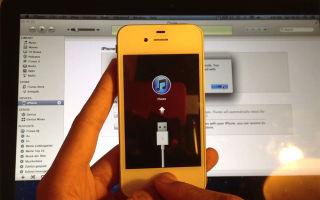 iPhone отключен, подключитесь к iTunes: что делать