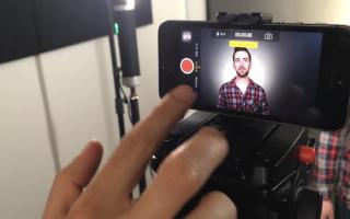 C помощью каких приложений можно перевернуть видео на Айфоне