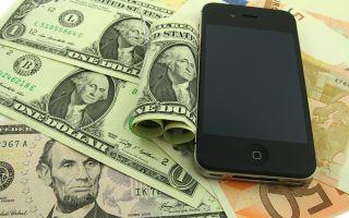 Как можно заработать деньги с помощью телефона