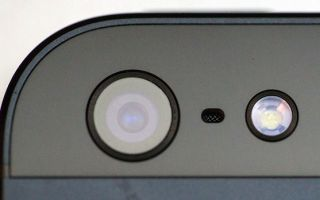 Отключение вспышки на Apple iPhone во время звонка