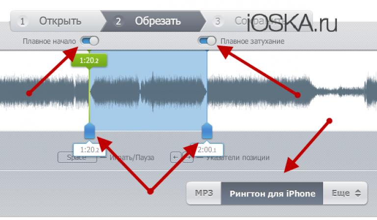 Как сделать мелодию в интернете