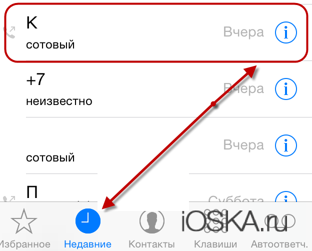 Как добавить номер в черный список на Айфоне
