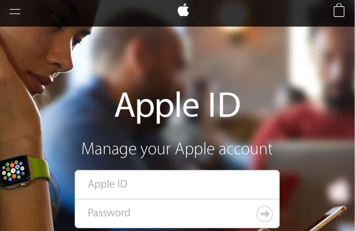 Apple ID заблокирован из соображений безопасности что делать