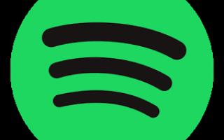 Описание сервиса Spotify. Использование в России