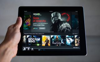 Как  можно закачать фильм на iPad или iPhone