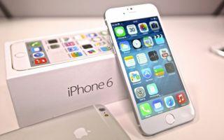 Признаки Китайского iPhone
